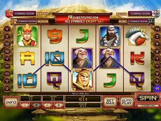 Play Sun Wukong Online slots