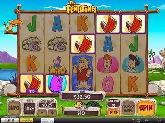 Play The Flintstones Slots Online