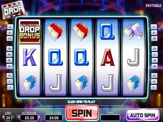 Play The Money Drop Slots Online