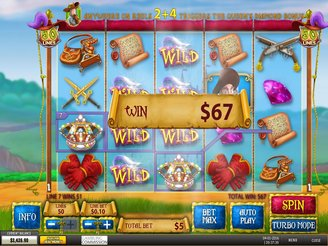 Play The Three Musketeers and the Queen's Diamond Online