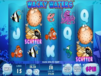Play Wacky Waters Online