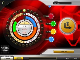 Play Wheel Of Light Arcade Games Online