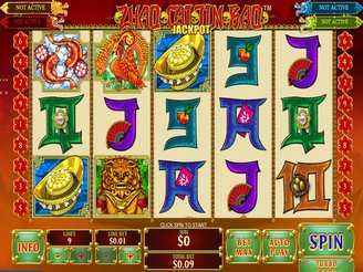 Play Zhao Cai Jin Bao Jackpot Online