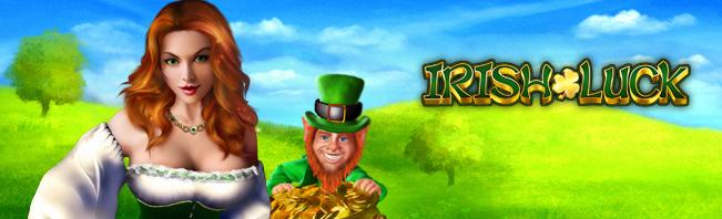 Irish Luck Spielautomaten