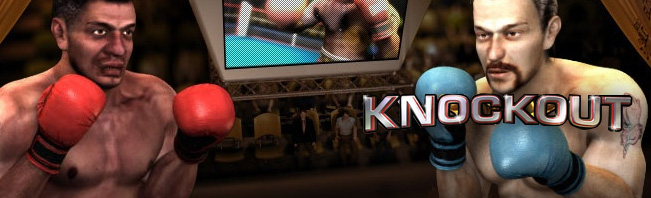 Knockout Arcade Game