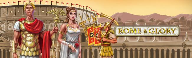Rome & Glory Slots