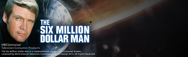 Six Million Dollar Man Spielautomaten