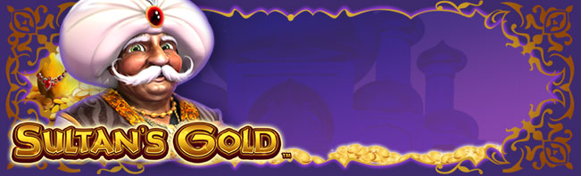Sultan's Gold Spielautomaten