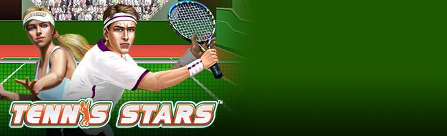 Tennis Stars Spielautomaten