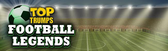 Top Trumps Football Legends Spielautomaten