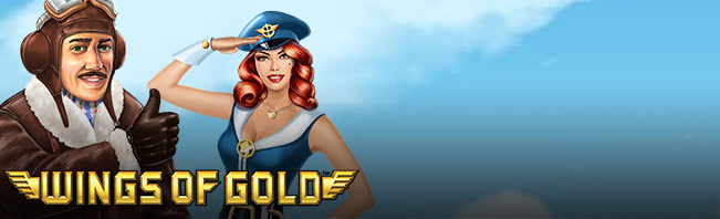 Wings of Gold Spielautomaten